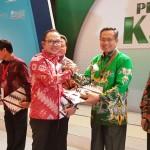 Gubernur Lampung Raih Penghargaan Pembina K3 Terbaik Nasional