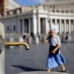 Vatikan Matikan Air Mancurnya Dipicu Kemarau Parah di Italia