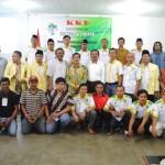 Ini Harapan Gubernur Lampung M. Ridho Ficardo saat membuka KKD Komda Pemuda Katolik Lampung