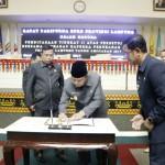 Total Pendapatan Rp7,7 Triliun, DPRD Lampung Sahkan Perubahan APBD 2017