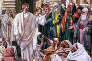 Yesus mengajar