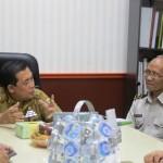 Gubernur Lampung Yakinkan Presiden Percepat Bendungan Marga Tiga