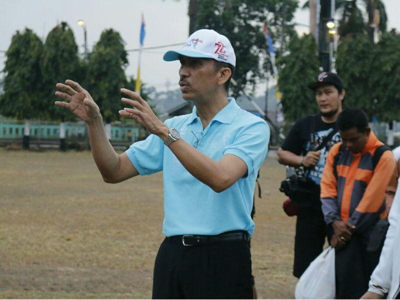 Kepala Dinas Pariwisata Provinsi Lampung Budiharto