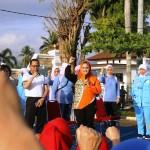 Bunda PAUD Titipkan Generasi Emas Lampung