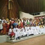Gereja St. Yohanes Rasul Kedaton Bandar Lampung selenggarakan doa untuk Indonesia
