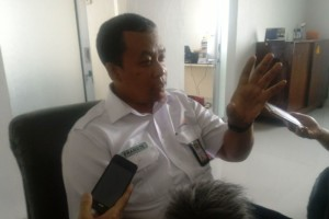 Manager Humas PT KAI Divre IV Tanjungkarang Franoto Wibowo