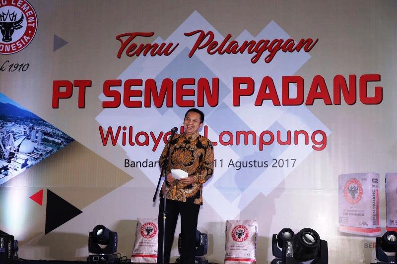 Gubernur Lampung M.Ridho Ficardo