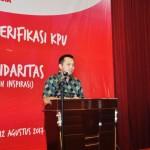 Gubernur Ridho Ajak Generasi Millenial Tidak Apatis Politik