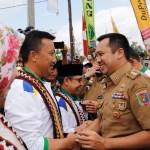 Menpora Buka Liga Santri Nasional Regional VIII Lampung
