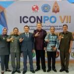 Gubernur Lampung Menjadi Keynote Speaker ICONPO VII