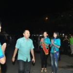 Five minutes hibur masyarakat Lampung pada Malam Pesona Kemilau Sai Bumi Ruwa Jurai LKF