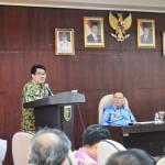 Pemprov Lampung Targetkan Predikat Sangat Baik