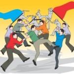 Lampung Peringkat Pertama Penanganan Konflik Periode April 2017