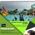 1-3 September 2017 Lembah Hijau Lampung Berikan Voucher Potongan Rp5 Ribu
