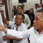 Menhan Jendral TNI (Purn) Ryamizard Ryacudu tinjau lokasi KIM Kota Agung Timur