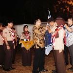 Lepas Peserta Raimuna XI, Gubernur Ridho Berpesan Jaga Nama Baik Provinsi Lampung