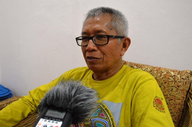 Romo Kepala Paroki Hati Kudus yang Maha Kudus Metro, Yohanes Avila Suryo W. SCJ