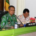 Pemprov Lampung Gelar Rapat Pemantapan HUT RI ke – 72