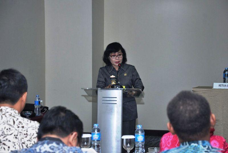 Staf Ahli Bidang Pemerintahan, Hukum dan Politik, Theresia Sormin