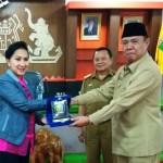 Digagas, Lampung sebagai Daerah Percontohan Data