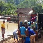 Aksi Desa Mandiri Pangan Membuat Pekon Sri Menganten Jadi Sentra Ikan