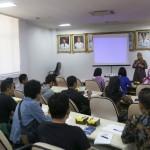 Latih Jurnalistik, Humas Pemprov Gandeng Blogger Infokan Lampung