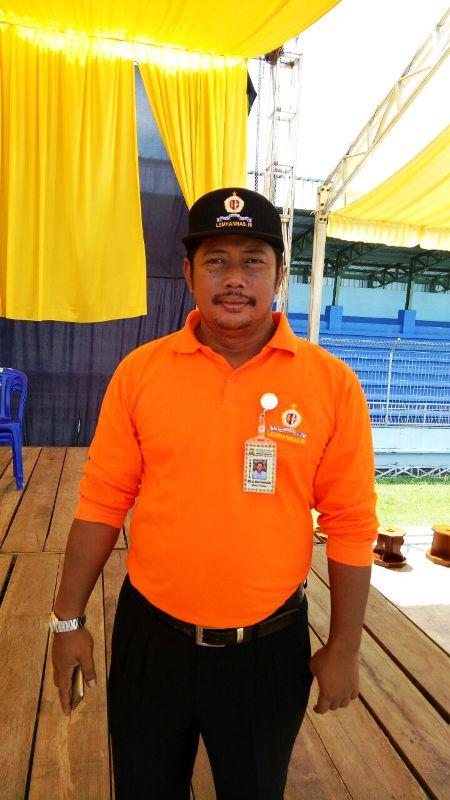Ketua Umum Panitia Tahbisan, Romo Agustinus Dwi Pramodo. (Foto : Romo Yohanes Kurniawan Jati)