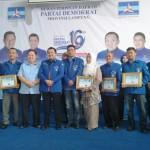Ridho Ficardo Minta Partai Demokrat Pengambil Kebijakan Pembangunan Lampung