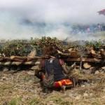Menyaksikan Uniknya Upacara Bakar Batu di Tanah Papua