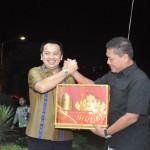 Panglima Kodam II Sriwijaya Mayor Jenderal TNI AM. Putranto, Kunjungi Lampung