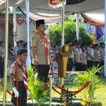 Pemprov Lampung Berikan 55 Hektare Lahan Bumi Perkemahan Pramuka