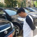 Pemprov Gelar Apel Kendaraan Dinas DPRD Provinsi Lampung