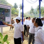 Menteri BUMN Lirik Pantai Nipah Lampung Selatan Destinasi Wisata