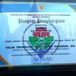Lampung Juara II Inovasi Teknologi Tepat Guna Nasional