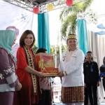 Gubernur Ridho Bangun Perpustakaan Moderen Ikon Baru Lampung di 2018