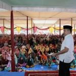 Gubernur M.Ridho Ficardo Beri Bantuan Traktor dan Pompa Air Warga Desa Krawangsari, Natar, Lampung Selatan