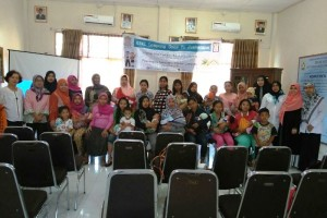 AIMI Lampung Goes to Puskesmas.