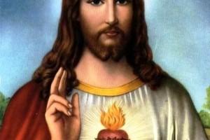 Ilustrasi Hati Kudus Yesus. Sumber foto : 4.bp.blogspot.com