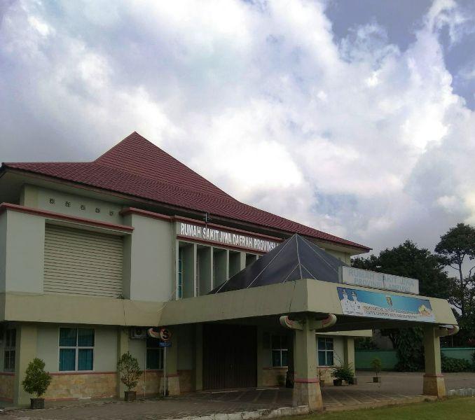 Rumah Sakit Jiwa (RSJ) Provinsi Lampung