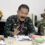 Pemprov Lampung Dorong RSUDAM Kaji Jumlah Ideal Tenaga Sukarela