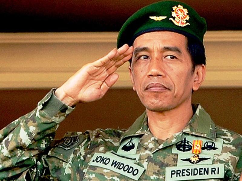 Presiden RI Joko Widodo. I Sumber Foto : detik.com