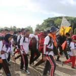 Rebut Piala Gubernur, Lomba Lintas Alam Bukit Barisan Dimulai