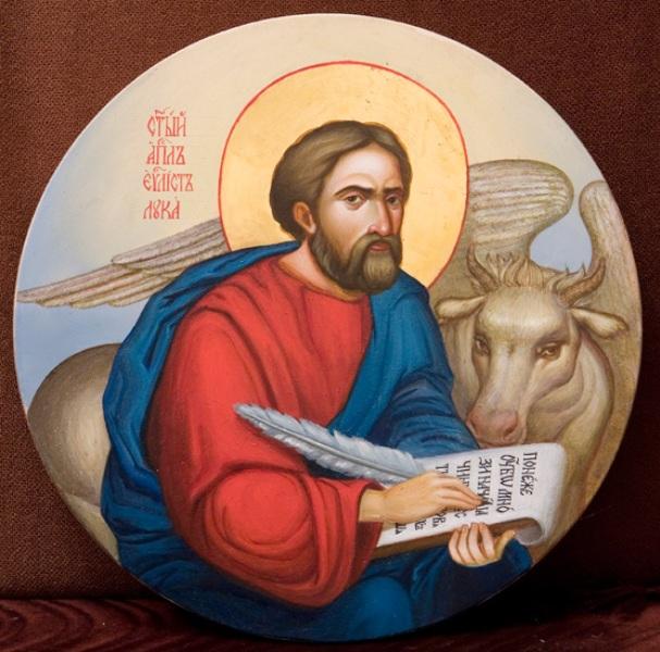 Santo Lukas. Sumber foto : heraldmalaysia.com
