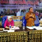 Sumarju Saeni : LKS Salah Satu Ujung Tombak Kesejahteraan Sosial di Lampung