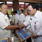Wagub Optimistis Pemda se-Lampung Raih Opini Keuangan WTP