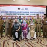 PKK Lampung Terapkan Lima Strategi Program Kependudukan dan KB