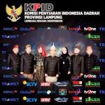 Ketua KPID Lampung Tamri Suhaimi Meminta Maaf Pada PD PRSSNI Lampung