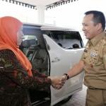 Menteri Sosial dan Gubernur Lampung Sepakat BNPT Tuntas November