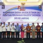 Pemprov Lampung Ajak REI Percepat Penyediaan Rumah Rakyat