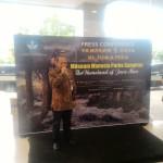 Di Mal Boemi Kedaton, Ada Pameran Museum Manusia Purba Sangiran